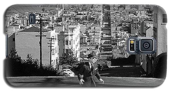 Humphrey Bogart Film Noir Dark Passage Telegraph Hill And Coit Tower San Francisco 1947 Galaxy S5 Case