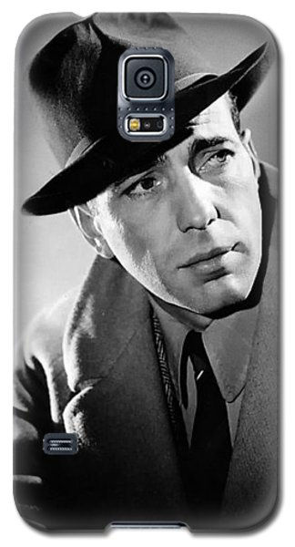 Humphrey Bogart Galaxy S5 Case by Mountain Dreams