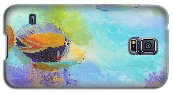 Humuhumu 6 Galaxy S5 Case