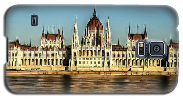 Hungarian National Parliament Galaxy S5 Case