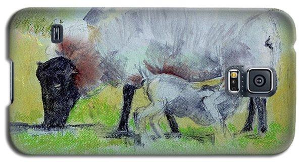 Hungry Lamb Galaxy S5 Case