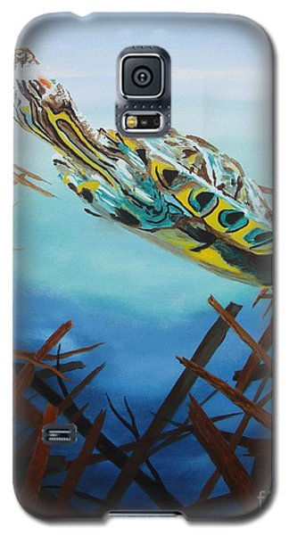 Hunter Galaxy S5 Case