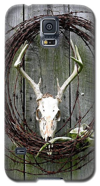 Hunters Wreath Variation Galaxy S5 Case
