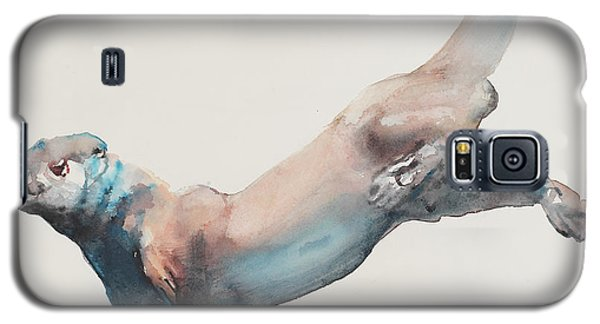 Otter Galaxy S5 Case - Hunting In The Deep by Mark Adlington