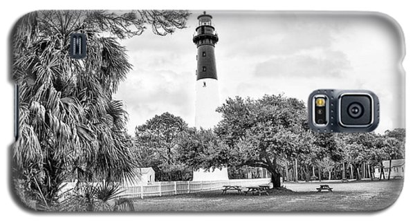 Hunting Island Lighthouse Galaxy S5 Case