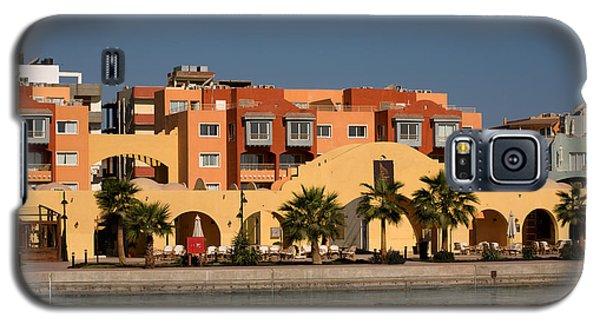 Hurghada Marina Galaxy S5 Case