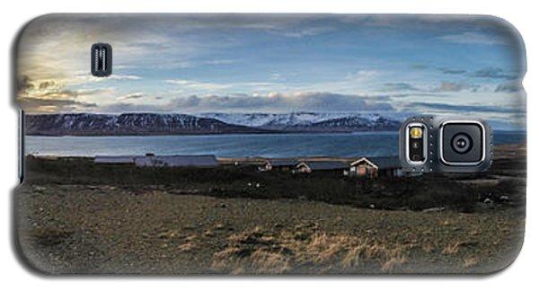 Hvalfjorour Panorama Galaxy S5 Case