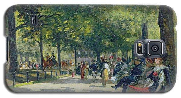 Hyde Park - London  Galaxy S5 Case by Count Girolamo Pieri Nerli