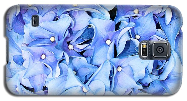 Galaxy S5 Case featuring the photograph Hydrangea by Kristin Elmquist