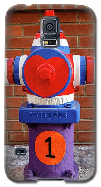 Hydrant Number One Galaxy S5 Case by James Eddy