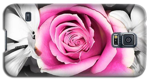 Hypnotic Pink 2 Galaxy S5 Case