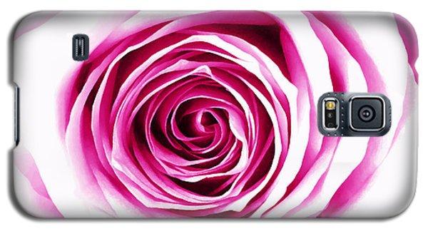 Hypnotic Pink Galaxy S5 Case