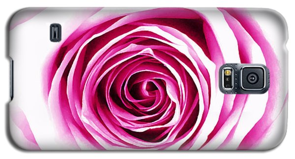 Hypnotic Pink Galaxy S5 Case
