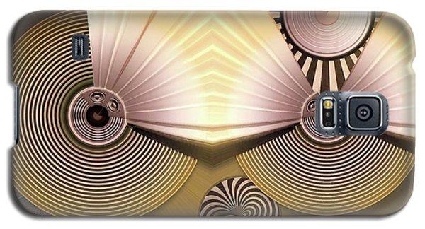 Hypnotic Galaxy S5 Case by Ron Bissett