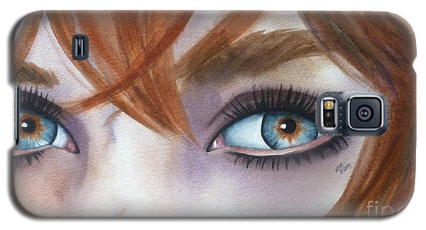 I Am Enough Galaxy S5 Case