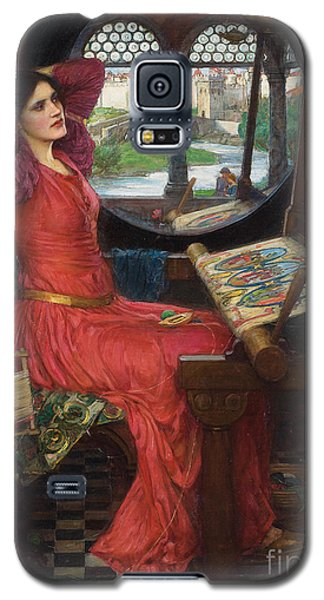 I Am Half-sick Of Shadows, Said The Lady Of Shalott Galaxy S5 Case