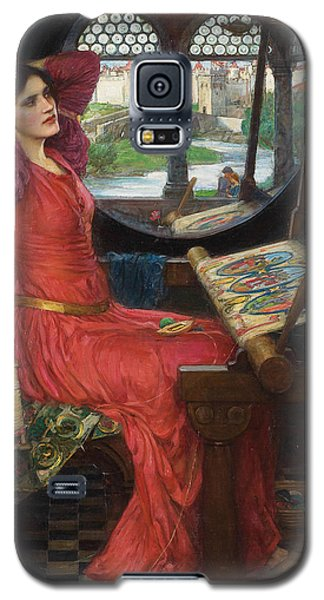 I Am Half Sick Of Shadows Said The Lady Of Shalott Galaxy S5 Case