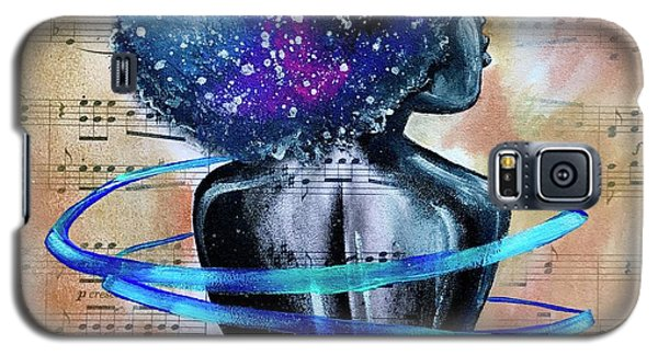 Galaxy S5 Case - I Am Her... She Is Me by Artist RiA
