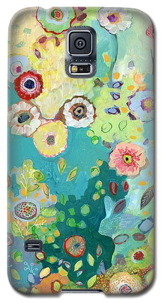 Rabbit Galaxy S5 Case - I Am by Jennifer Lommers