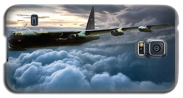 I Am Legend B-52 Galaxy S5 Case by Peter Chilelli