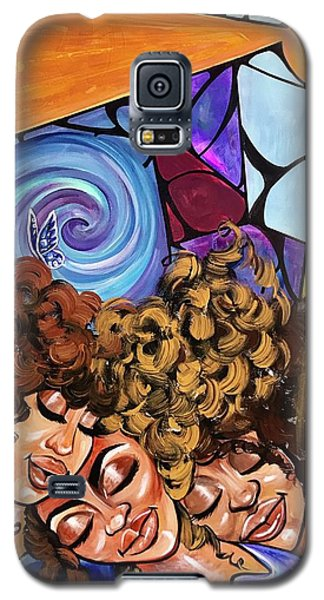 Galaxy S5 Case - I Am My Sisters Keeper by Artist RiA