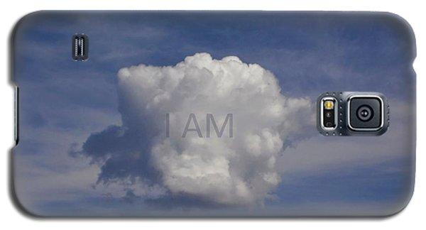 I Am One Cloud Affirmation Galaxy S5 Case