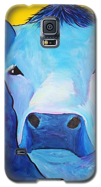 I Am So Blue Galaxy S5 Case