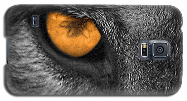 I Am Wolf Galaxy S5 Case