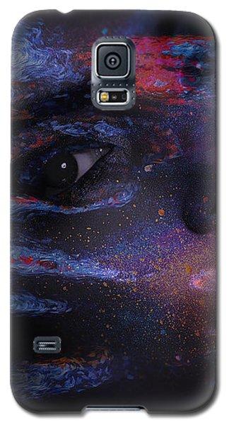 I Breathe Art Therefore I Am Art Galaxy S5 Case
