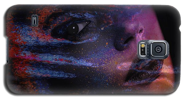 I Breathe Art Therefore I Am Art Galaxy S5 Case