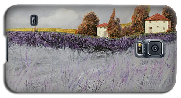 I Campi Di Lavanda Galaxy S5 Case by Guido Borelli