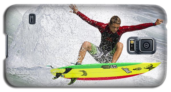 Galaxy S5 Case featuring the photograph I Can Fly by Nathan Rupert