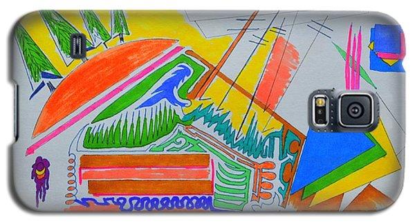 I Dig Vassily Galaxy S5 Case by J R Seymour