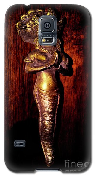 Galaxy S5 Case featuring the photograph I Dream Of Genie by Al Bourassa