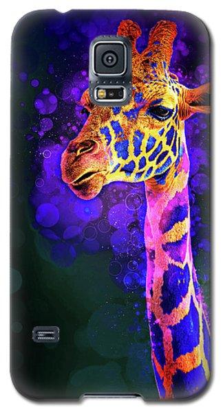 I Dreamt A Giraffe Galaxy S5 Case