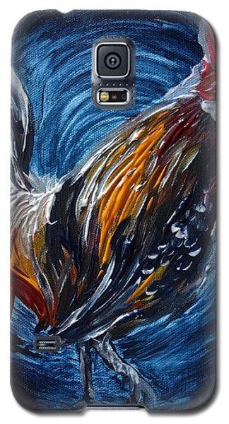 I Gayu Guam Rooster Galaxy S5 Case