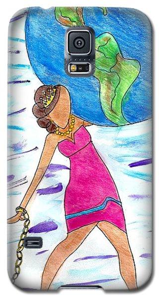 I Got This Galaxy S5 Case by Diamin Nicole