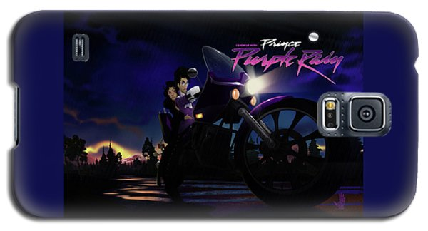 I Grew Up With Purplerain 2 Galaxy S5 Case