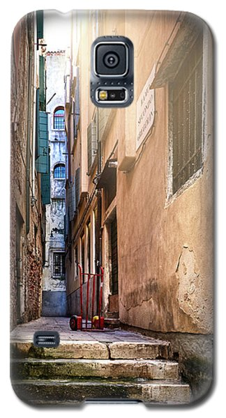 I Have Seen Your Trolley, Somewhere In Venice Galaxy S5 Case