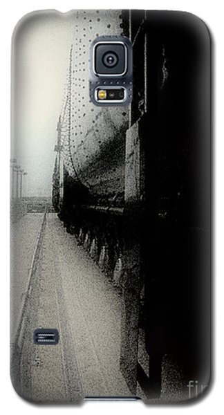 I Hear That Lonesome Whistle Blow Galaxy S5 Case
