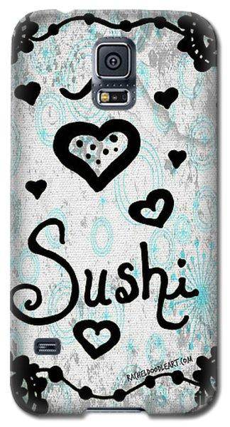 I Heart Sushi Galaxy S5 Case