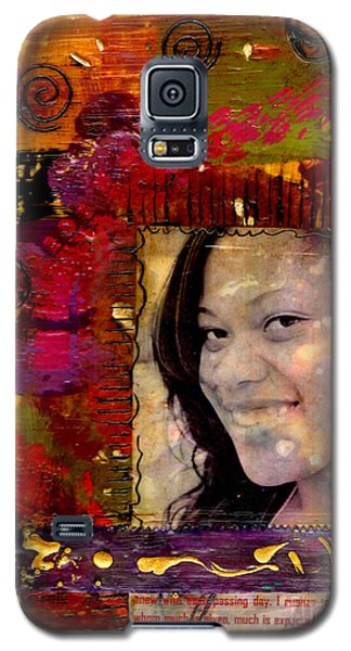I Like Colors   What About You Galaxy S5 Case
