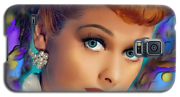 I Love Lucy Galaxy S5 Case