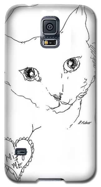 I Love Misty Galaxy S5 Case