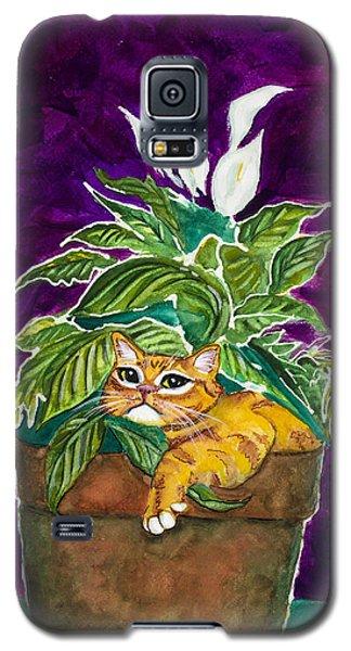 I Love My Pot Galaxy S5 Case
