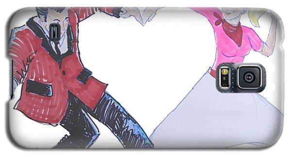 I Love Rock 'n' Roll Galaxy S5 Case