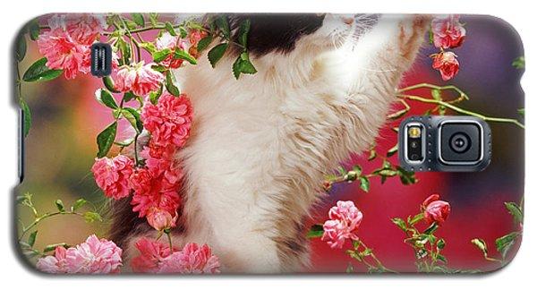 I Love Roses Galaxy S5 Case