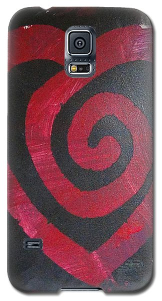 I Love You Forever Galaxy S5 Case