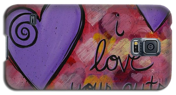 I Love Your Guts Galaxy S5 Case
