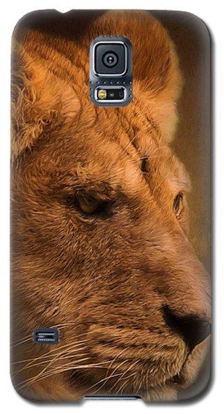 I Promise - Lion Art Galaxy S5 Case